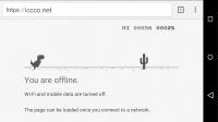 بازی پنهان در گوگل کروم